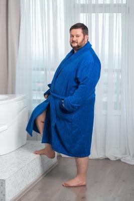 Мужские махровые халаты Больших размеров серии Comfort